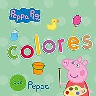 Colores con Peppa par  Varios autores