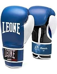 Leone 1947 - Flash - Gants de boxe, couleur bleu, taille M