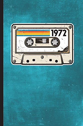 "1972: 6"" x 9"" 
