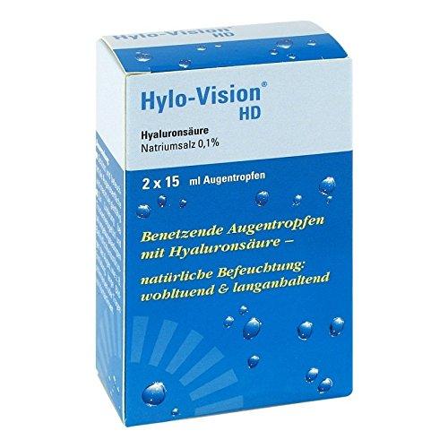 HYLO-VISION HD Augentropfen 30 ml Augentropfen