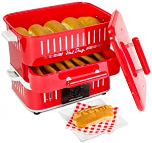 Machine Hot Dog Vapeur