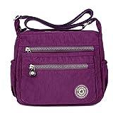 Moonbuy , Sac femme - violet - violet,