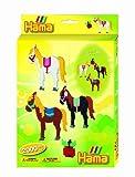 Hama Beads Horse Mobile Hanging Box