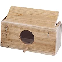 Nido madera pajaros Nº2 Copele
