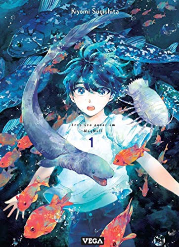 Deep Sea Aquarium MagMell Edition simple Tome 1