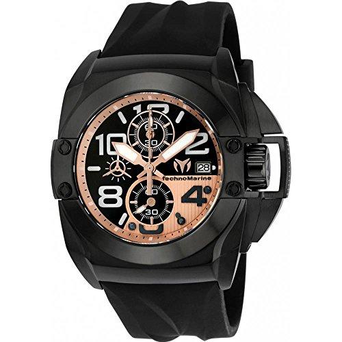 technomarine-mens-reef-45mm-black-silicone-band-steel-case-sapphire-crystal-quartz-analog-watch-tm-5