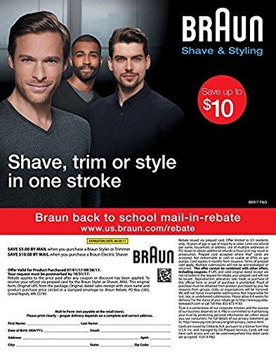 Trimmer For Men Braun Bt3020 Hair Beard Perfect Easy Fast Precise Foil Shaver