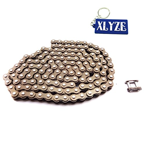 xlyze Kette 25H 428mm gleichschließend Drucker für 47cc 49cc Mini ATV Dirt Pocket Bike Mini Moto