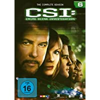 CSI: Crime Scene Investigation - Season 6