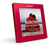 mydays GmbH Hotelgutschein Kuschelwochenende 1 Übernachtung für 2 Personen mit Halbpension Gutschein, Rot, One size