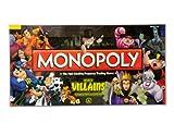 Disney Monopoly Game Villains Edition