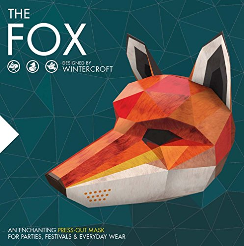 Wintercroft Masks Fox por Vv.Aa