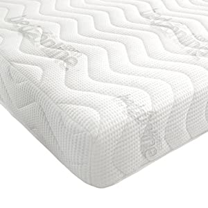 Memory Foam Mattress 7 Zone With Free X 2 Pillows Exclusive Cover To Bedzonline Free Delivery