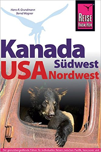 Kanada Südwest / USA Nordwest (Reiseführer)