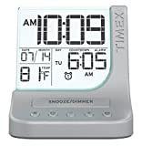 Best Timex Alarm Clocks - Timex Color Changing Dual Alarm Clock with 1A Review