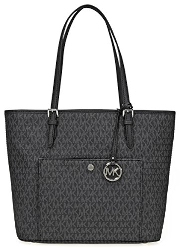MICHAEL Michael Kors Jet Set Signature Snap-Pocket Tote