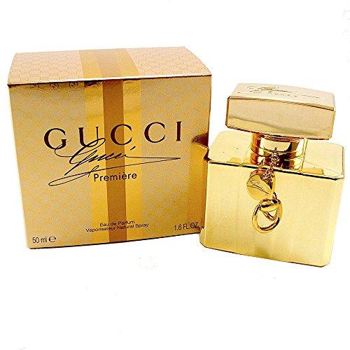 Gucci Premiere femme/woman, Eau de Parfum, Vaporisateur/Spray, 1er Pack (1 x 50 ml) (Premier Akzent)