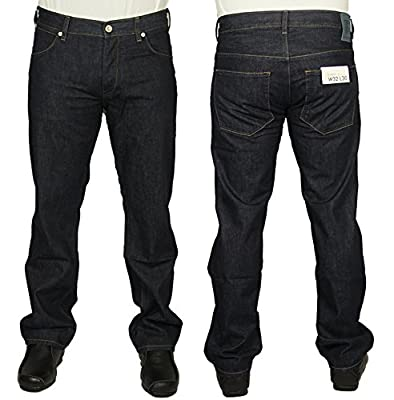Mens Jeans French Connection 54dol In Rinse Indigo Colour Rrp £64.99