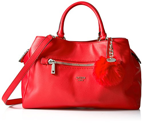 BORSA SHOPPING DONNA GUESS (ROSSO) 12 x 37 x 23 cm