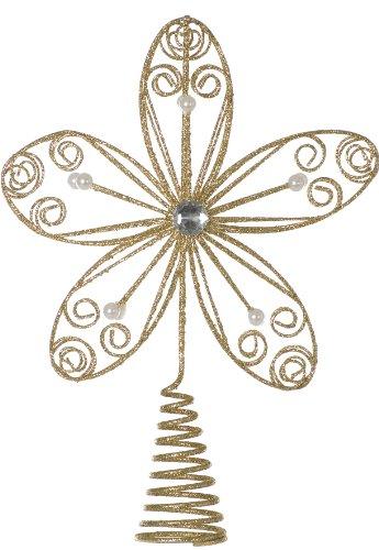 Festive Productions - Ornamento para punta de árbol de Navidad, diseño de...