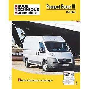 Rtd 287.5 Peugeot Boxer III