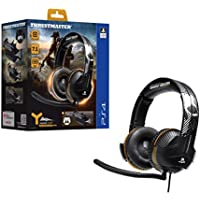Thrustmaster - Casque Gaming Y-350P 7.1 Surround Sound Ghost Recon Wildlands Edition - Performant et design exclusif - PC/PS4