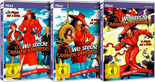 Gesamtedition (6 DVDs)