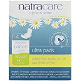 Bodywise Uk Ltd (6 PACK) - Natracare Natural Ultra Pads Regular With Wings | 14s | 6 PACK - SUPER SAVER - SAVE...