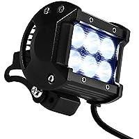 """2x 4"""" 18W 6 LED IP67 Arbeitsscheinwerfer 12V Offroad Scheinwerfer Flutlicht"""