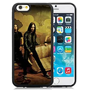 6 case,Unique Design Bullet For My Valentine Band Members Room Sofa iPhone 6 4.7 inch TPU case cover