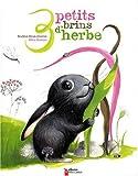 3 petits brins d'herbe / Nadine Brun-Cosme | BUREAU, Aline. Illustrateur
