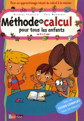 PACK METHODE & ACTIVITES DE CALCUL (Ancienne Edition)