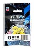 GripIt Gelb 15 mm Gipskarton-Befestigungen für Ständerwände – Maximale Belastung 71 kg (4 Stück)