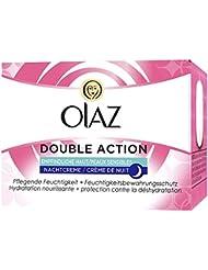Olaz Essentials Double Action Aufbauende Nachtcreme, 50ml