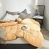 Xianw Luxus-Allergie-Free Tröster/Duvet Füllung Mit 100% Natürlichen Sommer Saison - Queen-Size,G,200X230cm(79X91inch)