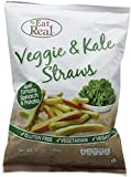 Eat Real Veggie and Kale Straws 10 x 113g