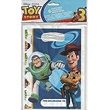 6 bolsas de fiesta Toy Story 3™
