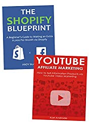 Semi-Passive Income Blueprints: Create a New Source of Income Outside Your Day Job. Shopify Ecommerce & YouTube Affiliate Marketing. (English Edition)
