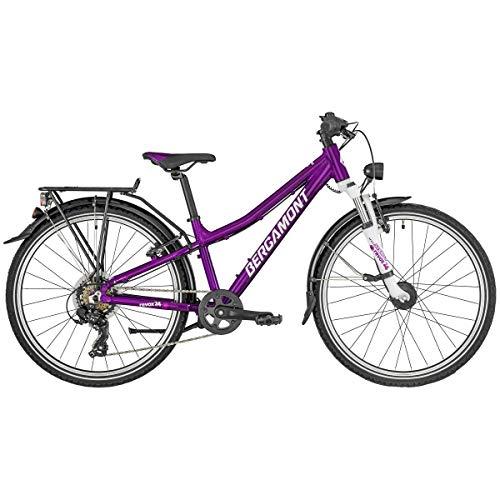 Bergamont Revox ATB 24'' Kinder Fahrrad lila/weiß 2019 -