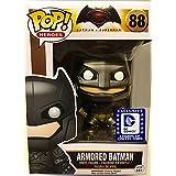 Funko POP! Heroes Armored Batman Legion of Collectors Exclusive DC Comics Collectible by Pop! Heroes