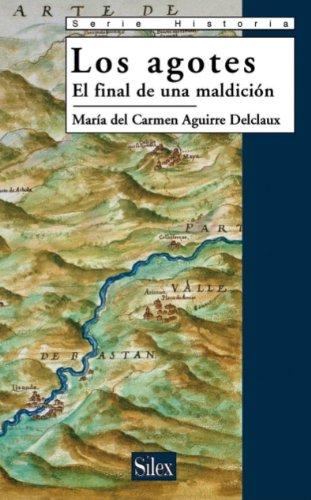 Los agotes (Historia) (Spanish Edition)