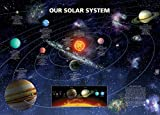 1art1, 583, Poster, Motivo: Il Sistema Solare, 92 x 64 cm