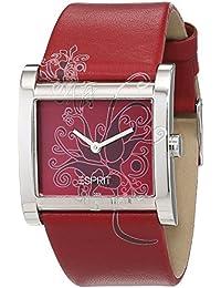 Esprit Damen-Armbanduhr Analog Quarz Leder ES2DB62B.5864.E04
