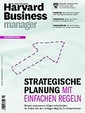 Harvard Business Manager 10/2012: Strategische Planung mit einfachen Regeln