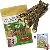 Woofles Katzenminze Katzenspielzeug 8 Sticks