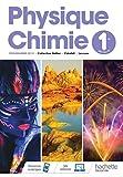 Physique/Chimie 1ère - Livre élève - Ed. 2019...