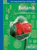 Botanik - Die umfassende Biologie der Pflanzen by Ulrich Lüttge (2010-08-25) - Ulrich Lüttge;Manfred Kluge;Gerhard Thiel