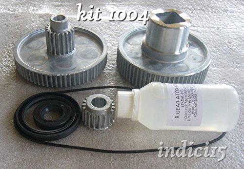 Kit assistenza motori Reber n.5 da 500/600/1200 Watt con ingranaggi in ferro