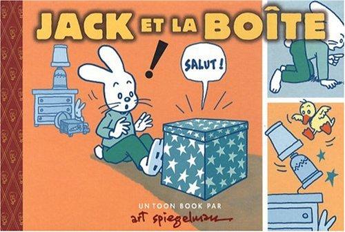 Jack et la boîte ; Jack and the box : Edition bilingue français-anglais