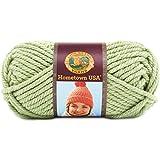 Lion Brand Yarn Company 1-Piece Hometown USA Yarn, Savanna Sage